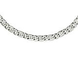 Chisel Stainless Steel Polished Links Necklace style: SRN110024