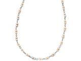Chisel Stainless Steel Slip-on Fw Cultured Pearl Necklace style: SRN127934