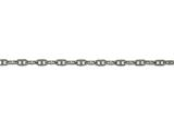 Chisel Stainless Steel Polished 2.75mm Anchor Chain Bracelet style: SRN187975