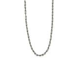 Chisel Stainless Steel Polished 2.0mm 18in Fancy Link Chain Necklace style: SRN188120