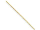Chisel Yellow Rhodium Over Brass 1.70mm Plated Fancy Chain Necklace style: SRN21316