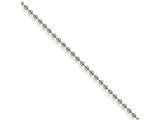 Chisel Stainless Steel 3.0mm 30in Ball Chain Necklace style: SRN22330