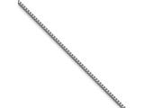 Chisel Stainless Steel 3.2mm 22in Box Chain Necklace style: SRN66522