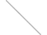 Chisel Stainless Steel 3.0mm 24in Curb Chain Necklace style: SRN68824