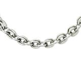 Chisel Stainless Steel Multiple Links 22in Necklace style: SRN75922