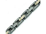 Chisel Titanium Bracelet - 8.5 inches style: TBB131