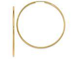 14k Endless Hoop Earrings style: TF802
