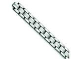 Chisel Tungsten Polished Bracelet - 8.5 inches style: TUB112