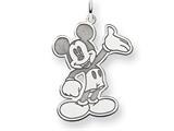Disney Waving Mickey Charm style: WD116SS