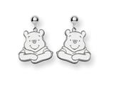 Disney Winnie the Pooh Dangle Post Earrin style: WD158SS