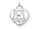Disney Winnie the Pooh Heart Charm style: WD169SS