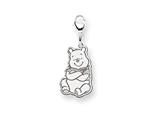 Disney Winnie the Pooh Lobster Clasp Char style: WD181SS