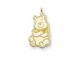 Disney Winnie the Pooh Charm style: WD186GP