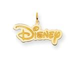 Disney Disney Logo Charm style: WD210GP