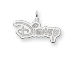 Disney Disney Logo Charm style: WD210SS