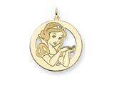 Disney Snow White Round Charm style: WD221GP