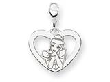 Disney Cinderella Heart Lobster Clasp Cha style: WD227SS