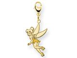 Disney Tinker Bell Lobster Clasp Charm style: WD271GP