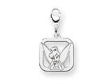 Disney Tinker Bell Square Lobster Clasp C style: WD275SS
