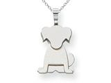 The Kids® Dog Charm / Pendant Necklace style: XK869
