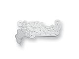 Personalized Disney Jasmine Nameplate (up to 9 Letters) - Chain Included style: XNA467SS