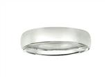 Finejewelers 4.5mm Hollow Lightweight Wedding Band/ Ring style: 460218