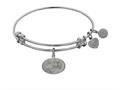 Brass With White Finish Southern Charm For Angelica Collection Bangle