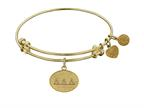 Angelica Collection Delta Delta Delta Expandable Bangle Style number: GEL1227