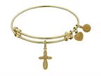 Angelica Collection Faith Expandable Bangle Style number: GEL1253