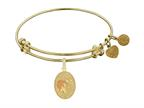 Angelica Collection Easter Bunny Expandable Bangle Style number: GEL1255