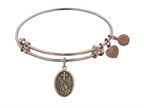 Angelica Collection Faith Expandable Bangle Style number: PGEL1103