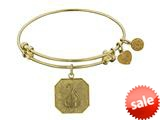 Angelica Collection Alpha Chi Omega Expandable Bangle style: GEL1224