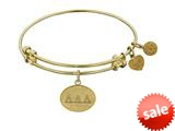 Angelica Collection Delta Delta Delta Expandable Bangle style: GEL1227