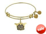 Angelica Collection Bimbo Expandable Bangle style: GEL1273