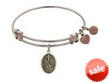 Angelica Collection Faith Expandable Bangle style: PGEL1103