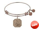 Angelica Collection Alpha Chi Omega Expandable Bangle style: PGEL1224