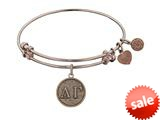 Angelica Collection Delta Gamma Expandable Bangle style: PGEL1228