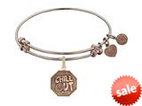 Angelica Collection Chill Out Charm Expandable Bangle style: PGEL1254