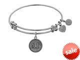 Angelica Collection Delta Gamma Expandable Bangle style: WGEL1228