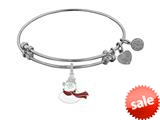 Angelica Collection Frosty The Snowman Expandable Bangle style: WGEL1277