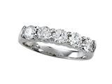 Finejewelers Round Diamond Band style: 4964