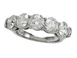 Finejewelers Round Diamond Band style: 4982