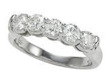 Finejewelers Round Diamond Band style: 4984