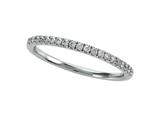 Finejewelers Diamond Round Pave Band style: 6252