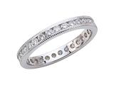 Karina B™ Round Diamonds Eternity Band style: 8016D