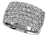 Karina B™ Diamond Round Band style: 8303
