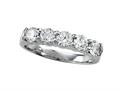 Finejewelers Round Diamond Band