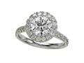 Finejewelers Diamond Round Ring