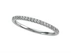 Finejewelers Diamond Round Pave Band Style number: 6252