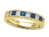 Karina B™ Genuine Sapphire Band style: 2024S